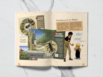 A5 Magazine refuge eco interne